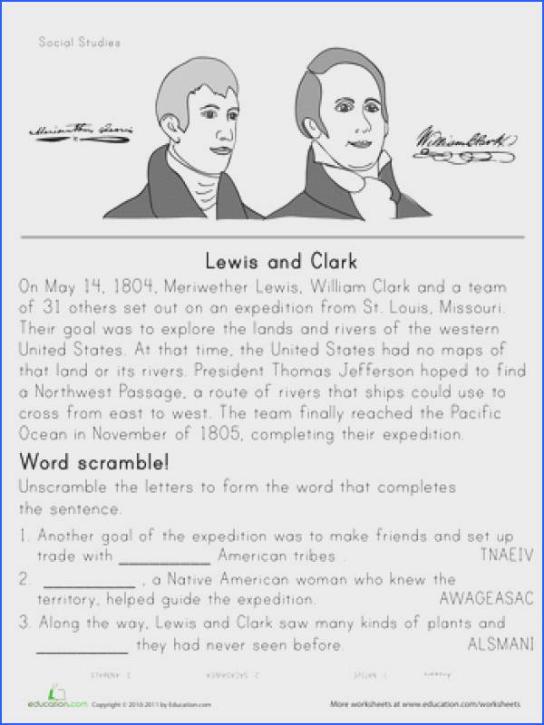 5th Grade Social Studies Worksheets Mychaume