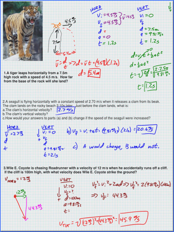 This entry was posted in Kinematics Mechanics and tagged projectile motion by admin Bookmark the permalink