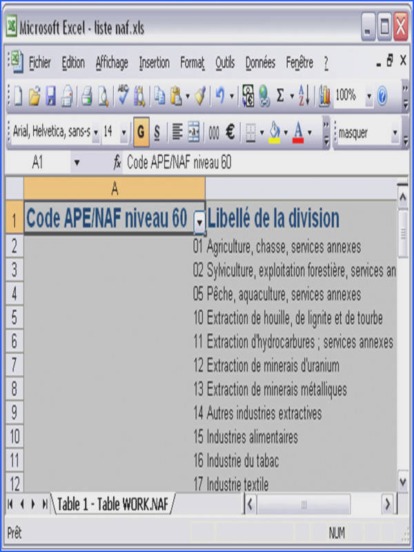 How to Program Excel Spreadsheet Fresh L Export De Sas Vers Excel Expliqué Ma Fille Od