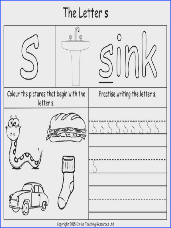 Image result for s worksheets