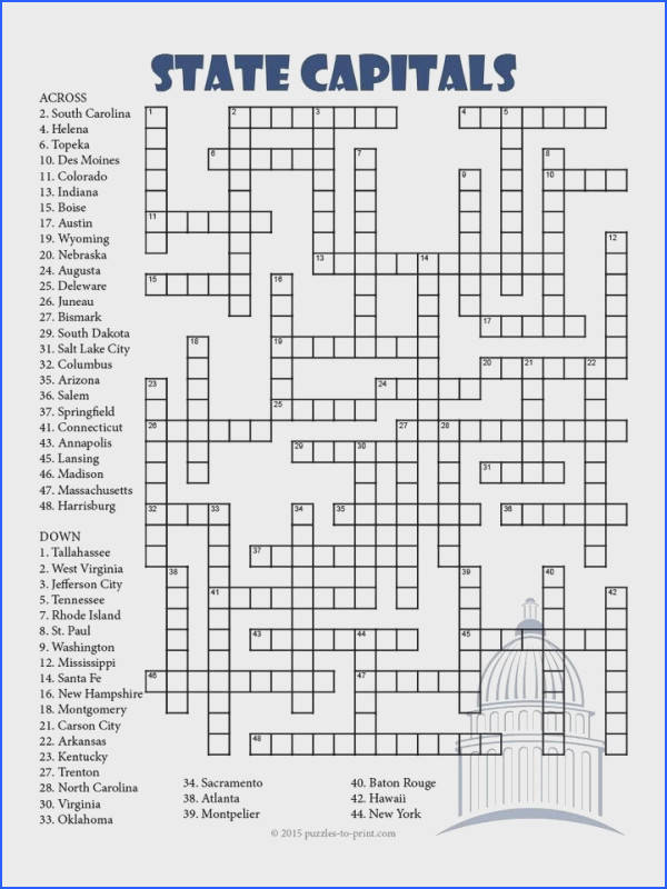 Indiana Child Support Worksheet Fresh the 25 Best Crossword Puzzles Ideas Pinterest Indiana Child