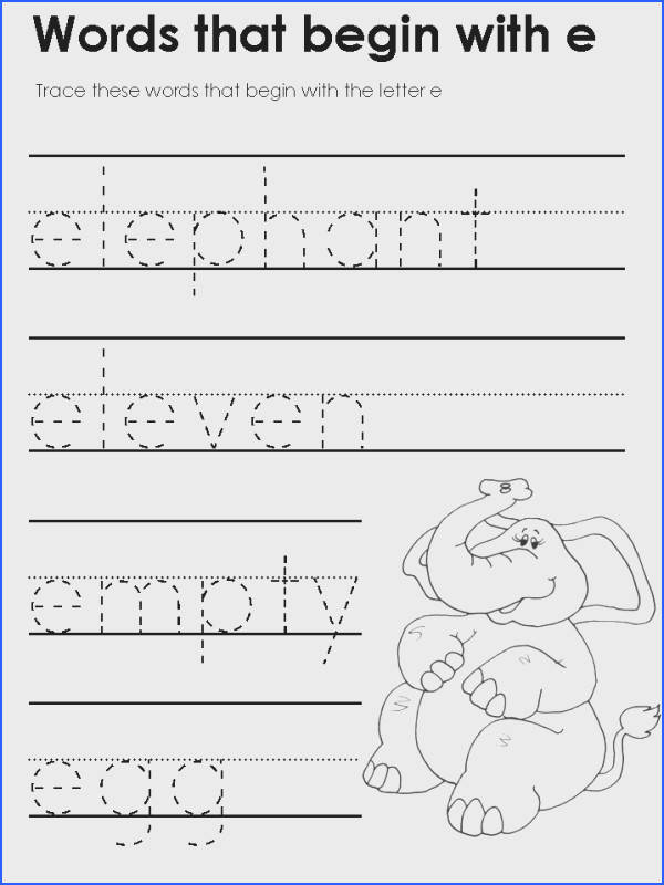 Kindergarten phonics worksheets to learn beginning letter sounds