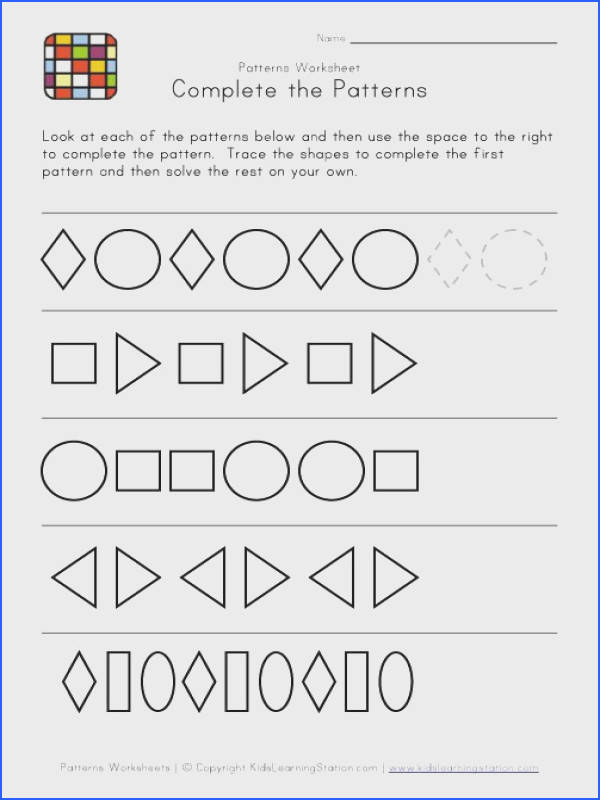 Kindergarten Worksheets These are good but some have errors So double check before you print Preschool Learning Activities Pinterest