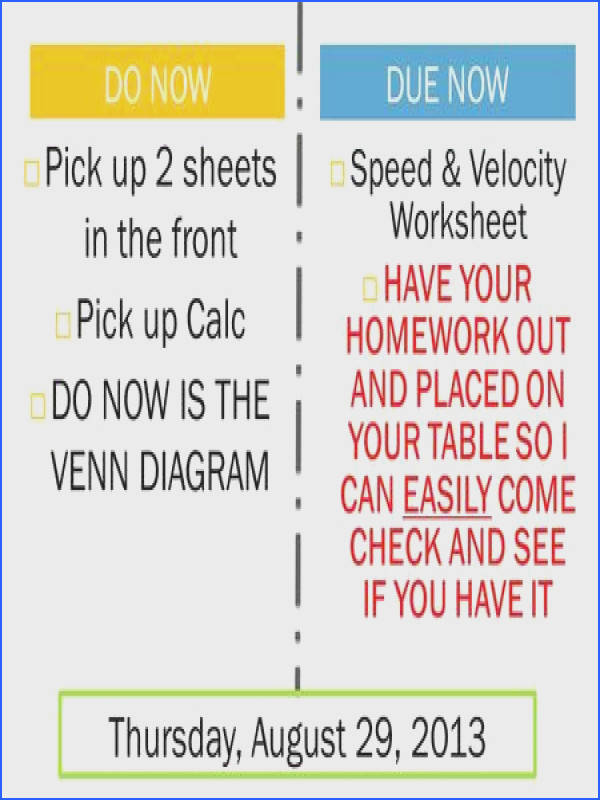 Pick up 2 sheets in the front  Pick up Calc  DO NOW IS