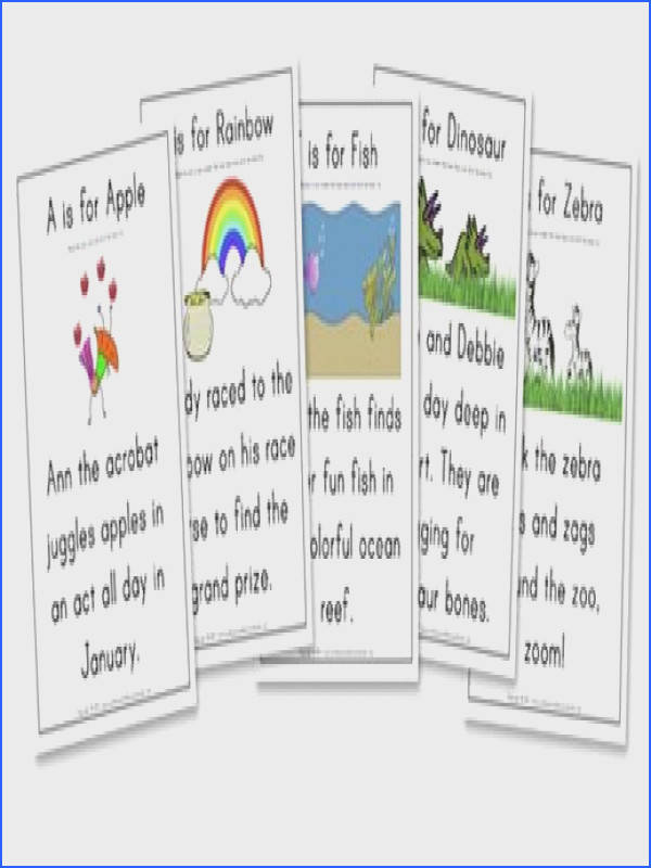 Letter Hunt Printables for ages 4 and 5