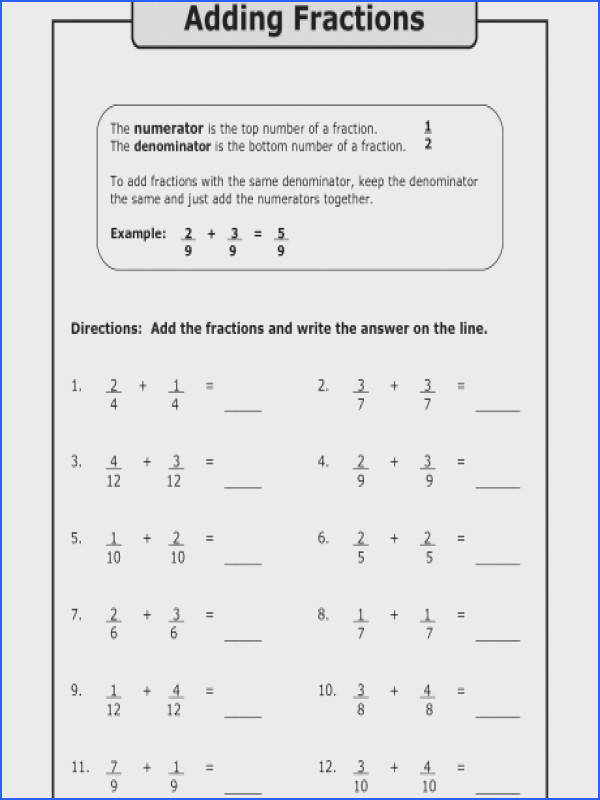 cute adding fractions on a number line worksheet pictures free plots with worksheets 4th grade a