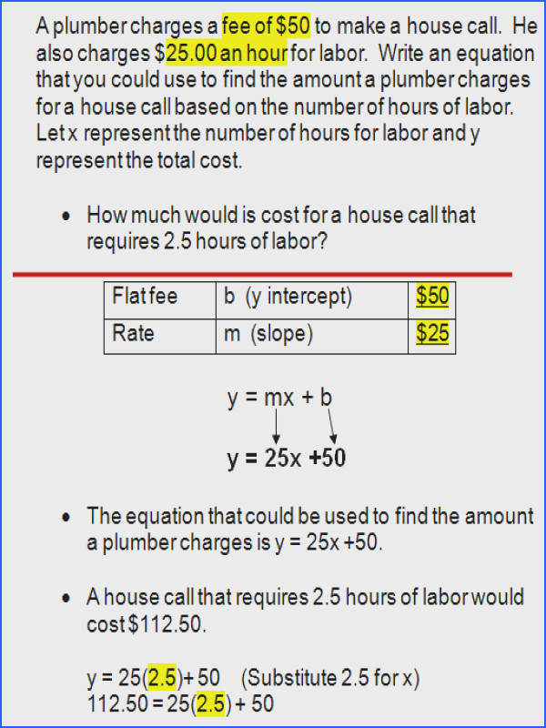 Linear Equation Word Problems Worksheet With Answers Worksheets for all Download and Worksheets