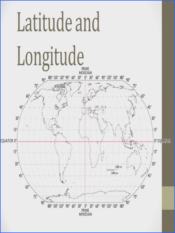 Longitude And Latitude Test Worksheets for all Download and Worksheets