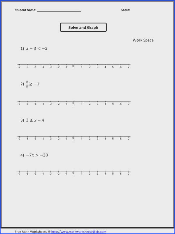 Math 7 Grade Worksheets Worksheets for all Download and Worksheets