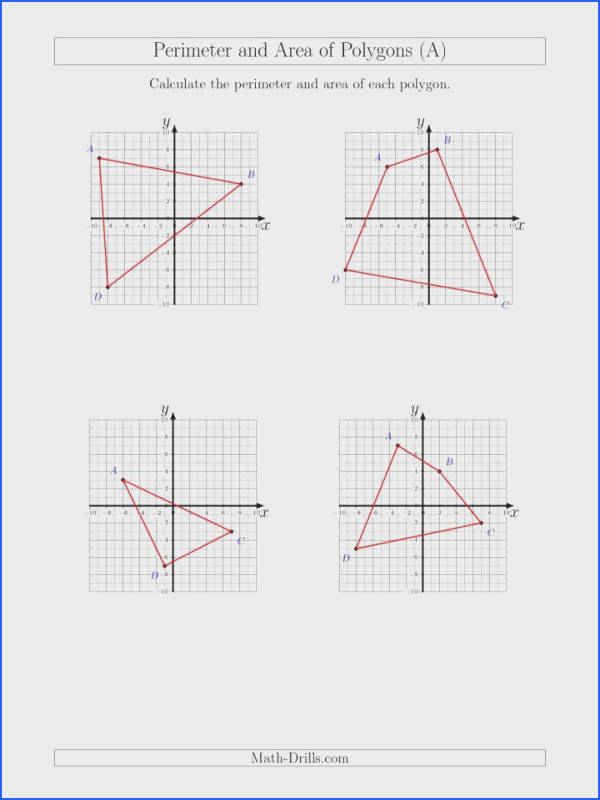 Math Coordinate Plane Worksheets 6th Grade Educational Free Mathematical Exercise Sample 720