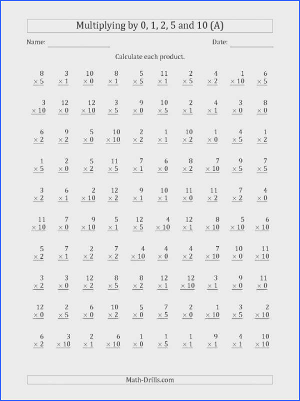 Multiplying By Anchor Facts And Other Factor To Multiplication Worksheet Math Worksheets Grade 5 0