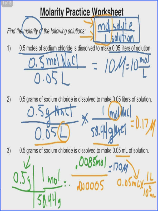 Download by size Handphone Tablet Desktop Original Size Back To Molarity Practice Worksheet Answers