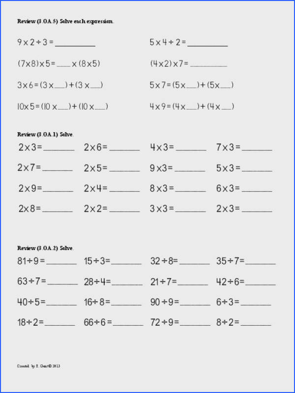 Mon Core Math Worksheets for 4th Grade Worksheets for All Image Below 5th Grade Common Core Math Worksheets