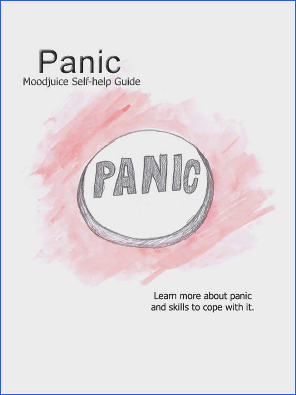 MOODJUICE Panic Self help Guide check this out panic disorder · Therapy WorksheetsTherapy