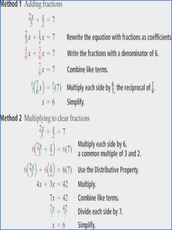 Homework help in algebra Carpinteria Rural Friedrich Page Solving Multi Step Equations Algebra I to
