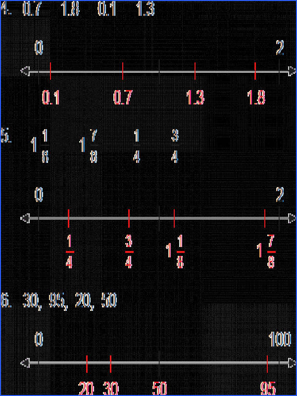 And adjust the color and width of the line as well as the color and font of the point labels Number Lines