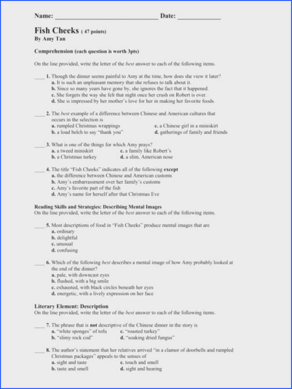 Osmosis and tonicity Worksheet Answers Best Worksheet Templates Category Answers to Food Inc Worksheet s