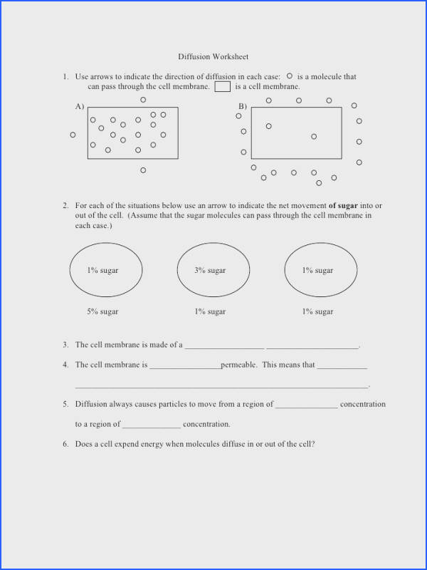 diffusion osmosis and active transport practice questions 21 638