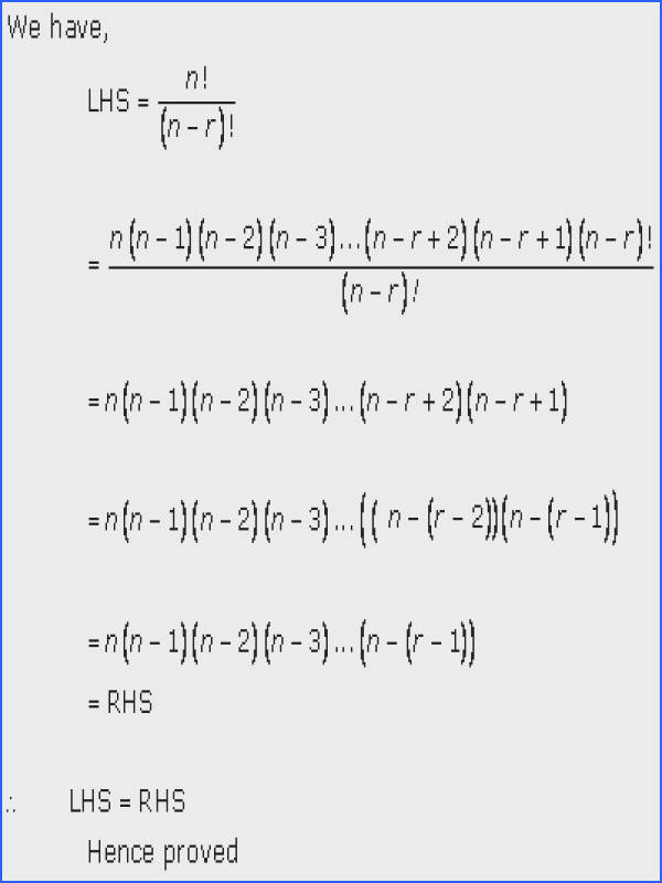 Permutations and binations Worksheet Answers Unique Rd Sharma Class 11 solutions Chapter 16 Permutations Stock