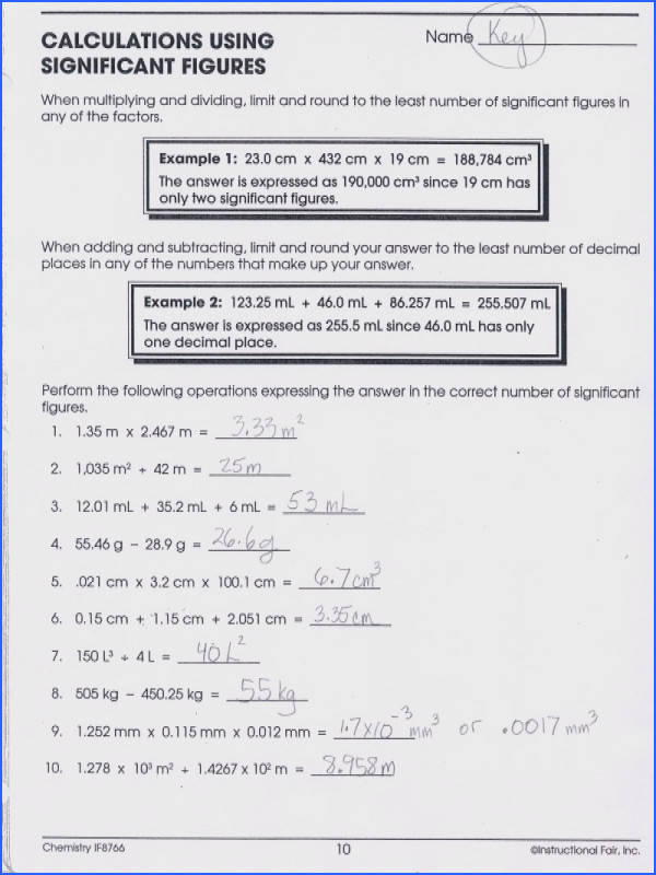 Calculating Ph Worksheet Worksheets