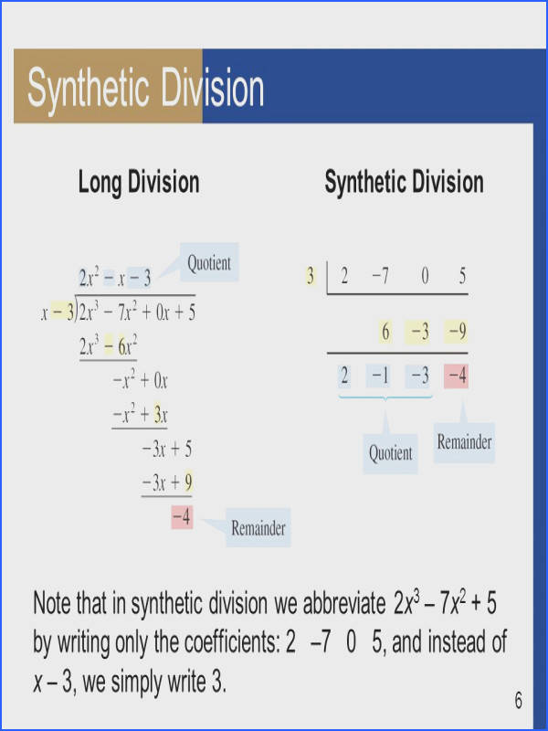 Polynomial Long Division Worksheet With Answers Worksheets for all Download and Worksheets
