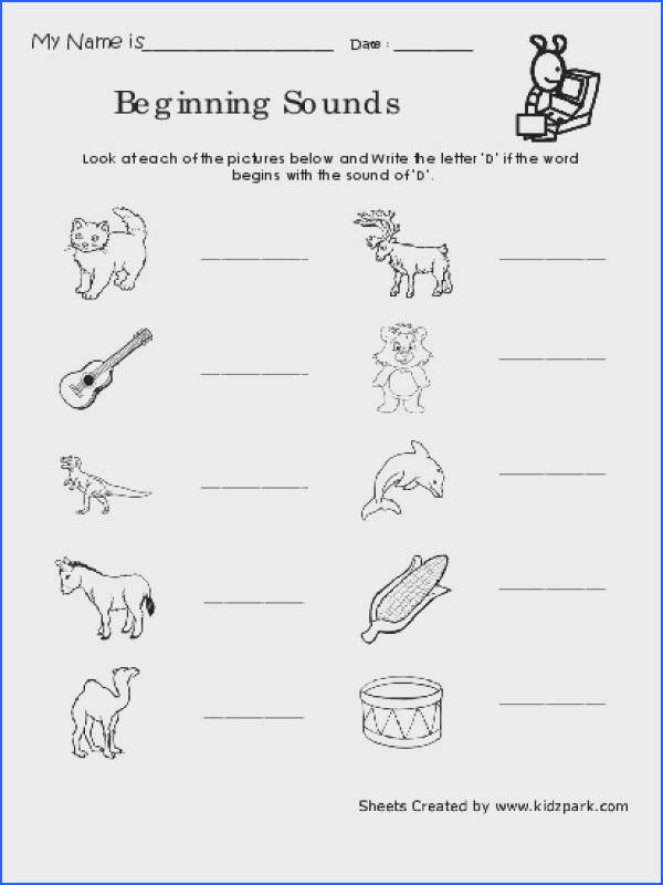 Preschool Worksheets Image Below Kindergarten Worksheets