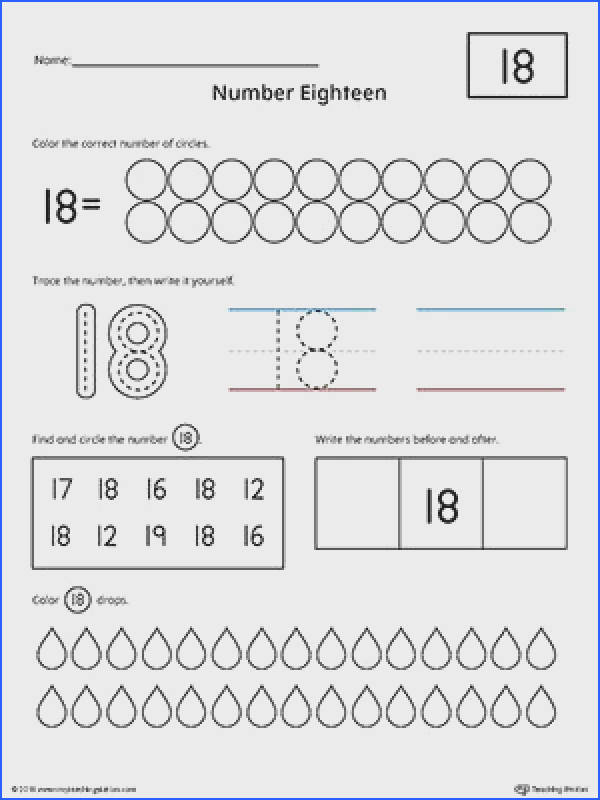 Preschool writing numbers worksheets are designed to introduce number recognition and counting for children in preschool