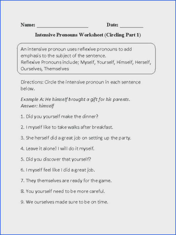 pronouns and antecedents worksheets or pick the pronoun pronoun worksheets inspiring pronoun antecedent agreement worksheets 6th