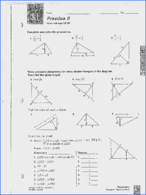 maths pythagoras theorem worksheet explaining a proof of