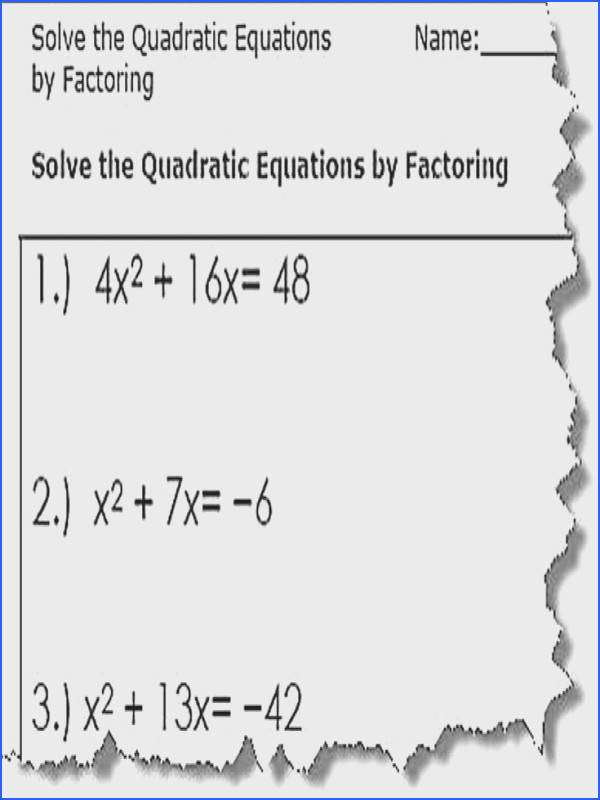 Quadratic By Factoring 1 57c f9b5855e5d05a1d