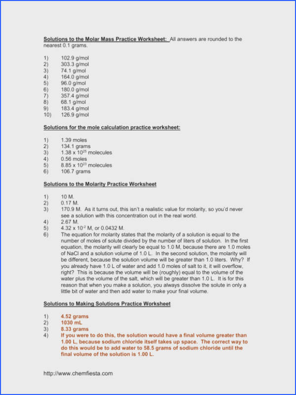 molar mass practice worksheet 1 bd4c d dea36b153 an image part of scatter plot and line of