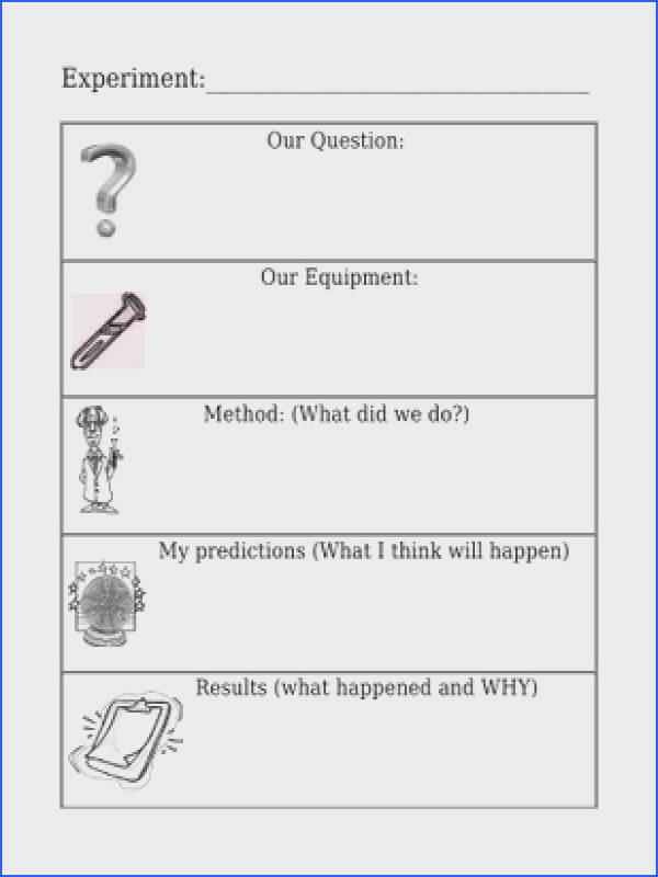 Scientific Method Worksheet 5Th Grade Worksheets for all Download and Worksheets