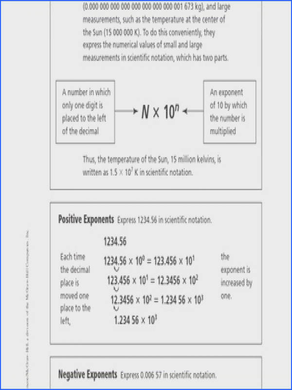 13 Multiplying Scientific Notation Worksheet Multiplying And