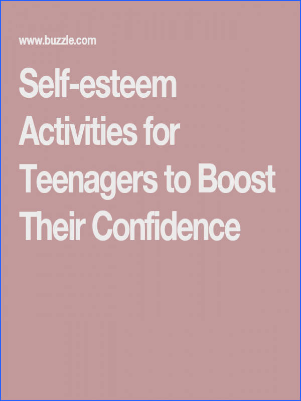 Self Esteem Worksheets Mychaume. Self Esteem Activities For Teenagers To Boost Their Confidence. Worksheet. Self Confidence Worksheet At Mspartners.co