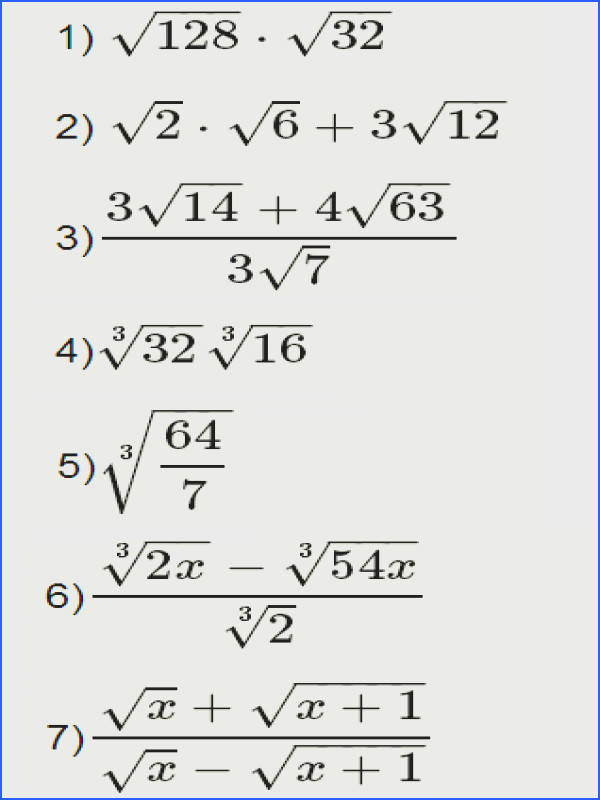 Simplifying Radical Expressions Worksheet Worksheets for all Download and Worksheets