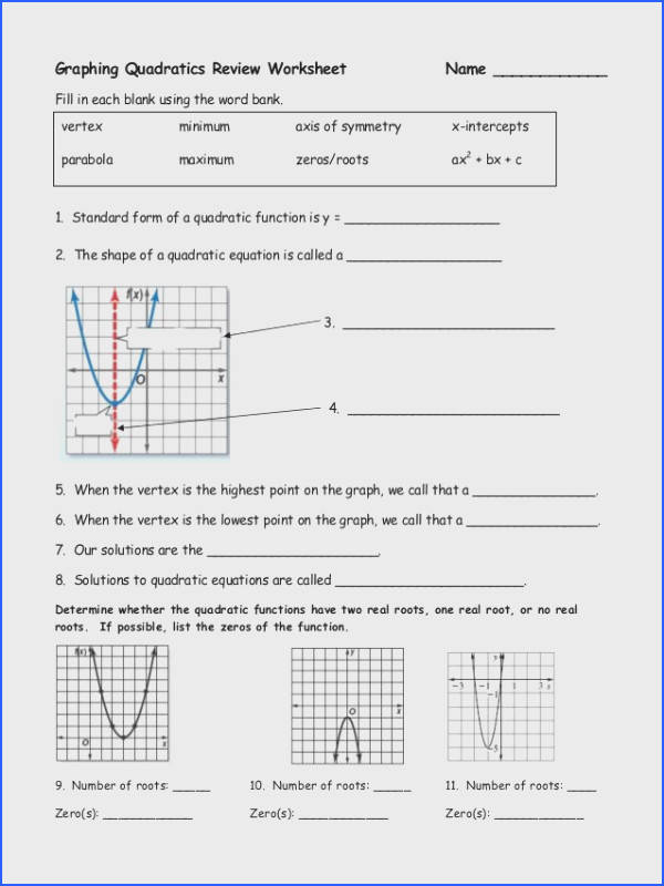 The Best Graphing Quadratics Ideas Quadratic