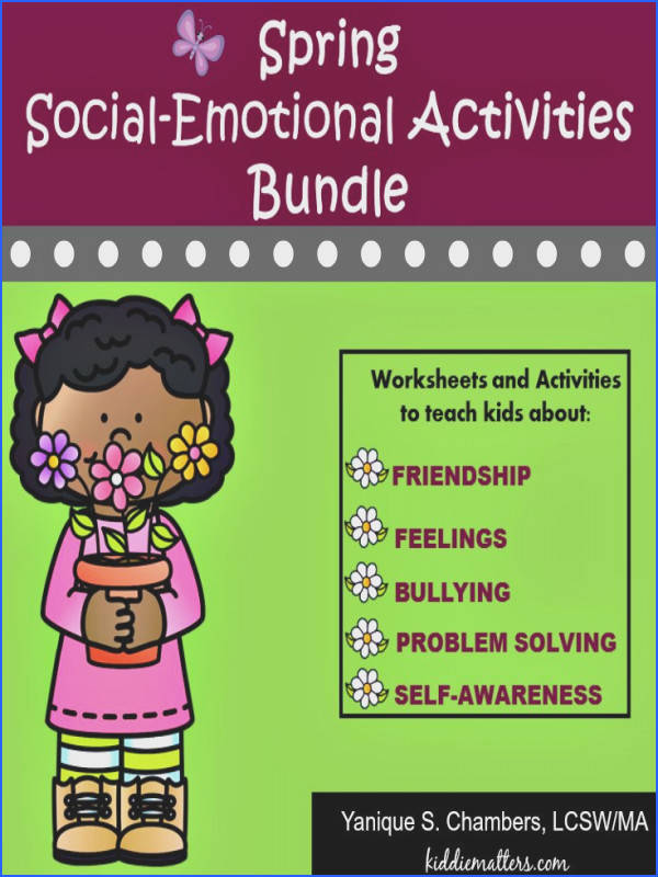 These activities teach children how to recognize and express their feelings make good decisions