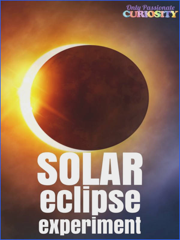 Solar Eclipse 2017 Activities Integrated Thematic Unit