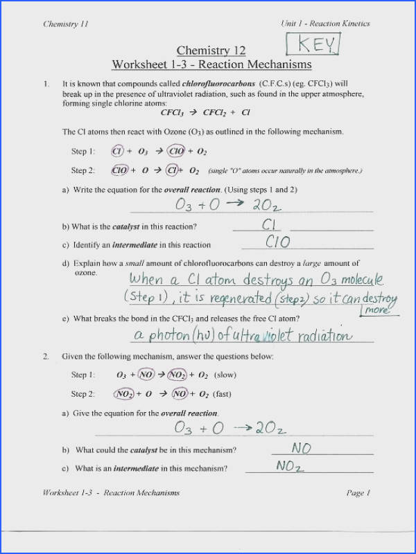 mole worksheet 1 answers for 4 unit 1 review answer key page 1 2 3 4