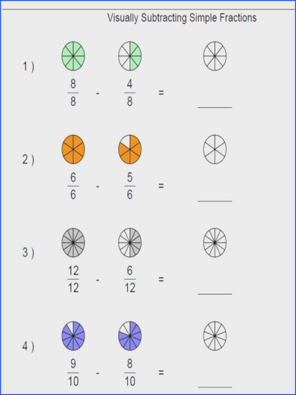 math aids com fractions worksheets answers