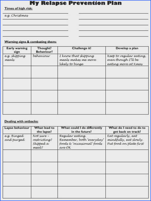 Substance Abuse Worksheets for Adults Best Best 25 Relapse Prevention Ideas Pinterest Stock