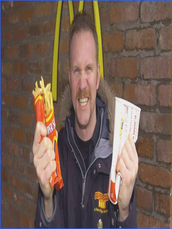 Super Size Me star Morgan Spurlock opening fast food restaurant