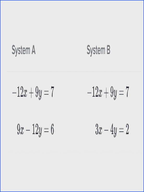 Systems of equations with elimination and manipulation video
