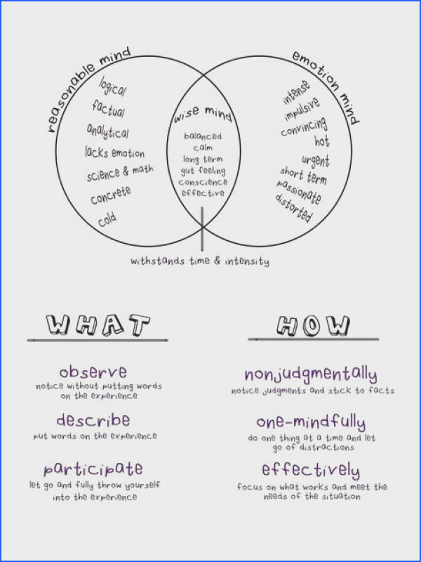 The Art of Dialectical Behavior Therapy Interpersonal Effectiveness Social work Pinterest