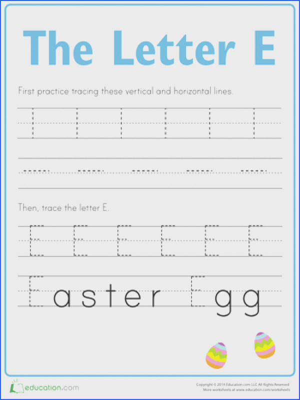 First kids trace lines on this prekindergarten writing worksheet to strengthen the fine motor skills needed to form the letter L Then they trace the
