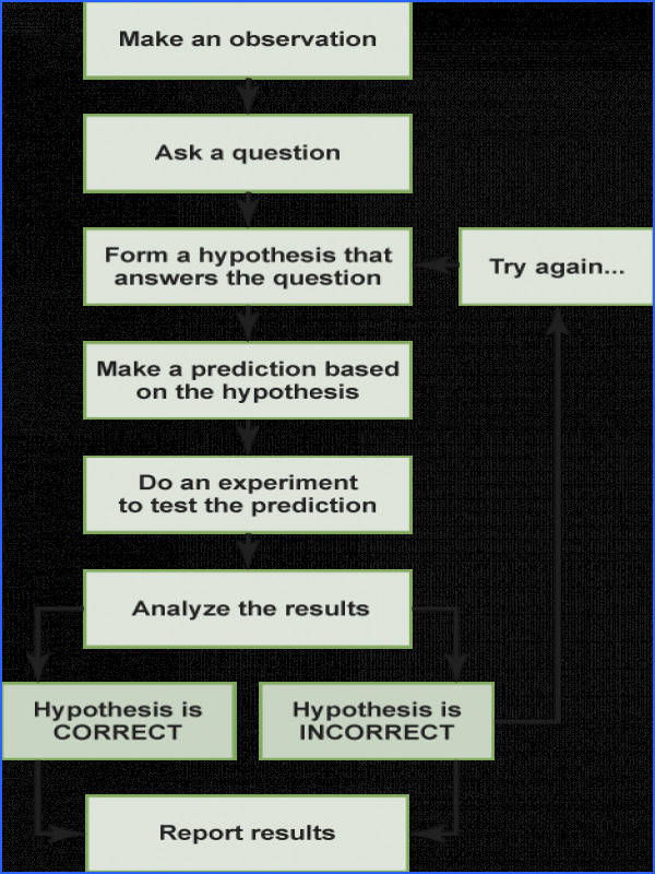 The Basic Principles of the Scientific Method