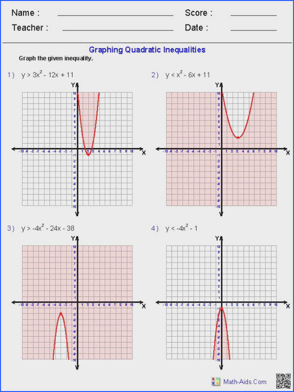 Transformations Quadratic Functions Worksheet Fresh the 25 Best Quadratic Function Ideas Pinterest