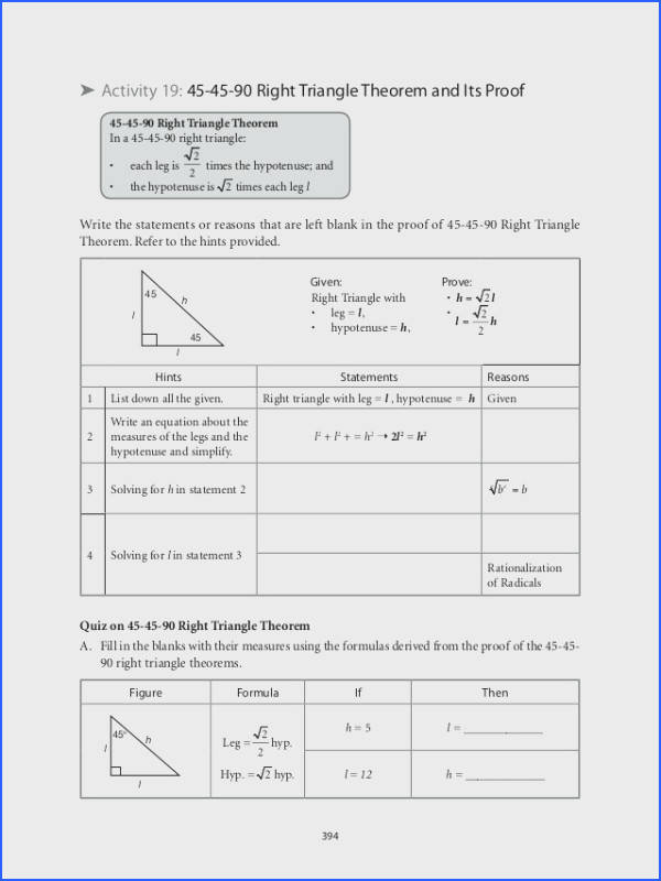 Triangle Congruence Worksheet 2 Answer Key Best Grade 9 Mathematics Module 6 Similarity Pics
