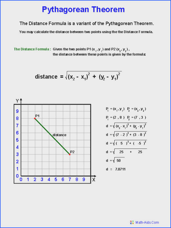 Triangle Inequality theorem Worksheet Awesome Pythagorean theorem Worksheets Image