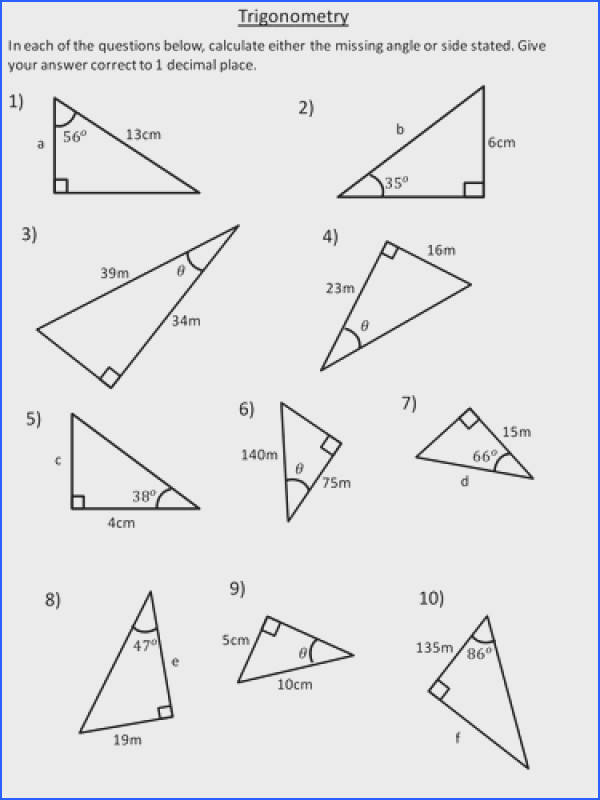 Trigonometry Sequence of Lessons by dannytheref Teaching Resources Tes